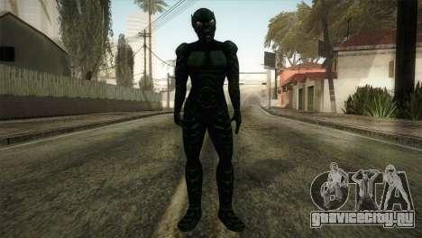 Green Goblin Skin для GTA San Andreas второй скриншот
