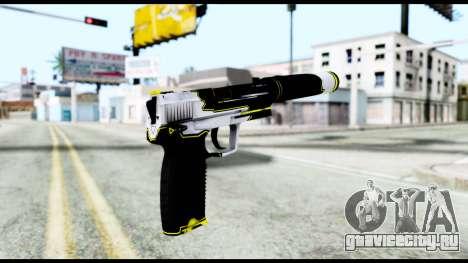 USP-S Torque для GTA San Andreas второй скриншот