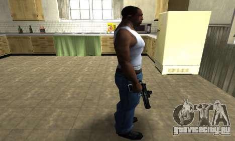 Blue Deagle для GTA San Andreas третий скриншот