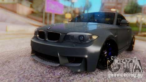 BMW M1 Tuned для GTA San Andreas