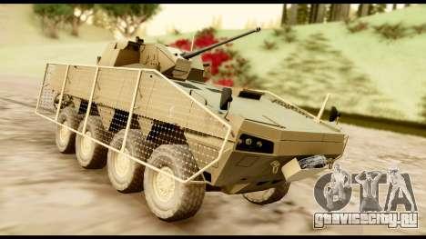 KTO Rosomak M1M Desert для GTA San Andreas