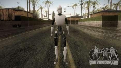 I am a Robot Skin для GTA San Andreas второй скриншот