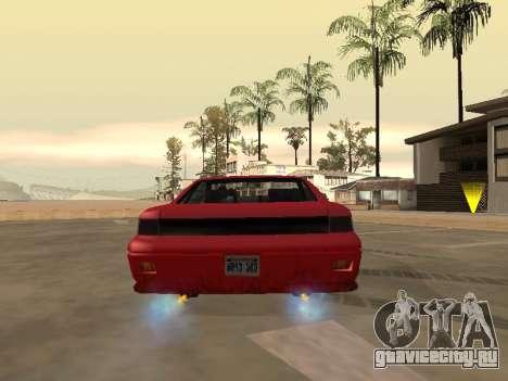Убираем размытие нитро при включении для GTA San Andreas третий скриншот