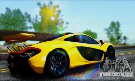 Smooth Realistic Graphics ENB 3.0 для GTA San Andreas восьмой скриншот