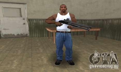 Shotgun HD для GTA San Andreas третий скриншот