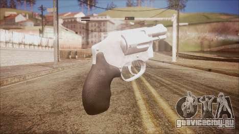 SW38 Snub from Battlefield Hardline для GTA San Andreas второй скриншот