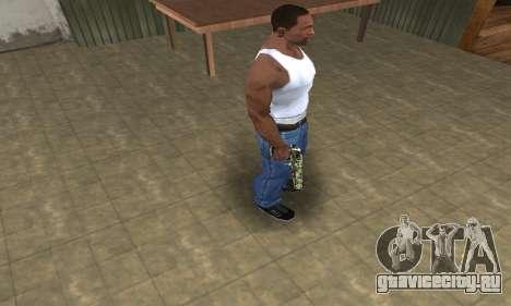 Lable Deagle для GTA San Andreas третий скриншот