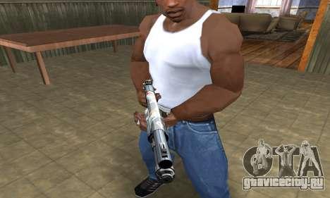 Sportive Shotgun для GTA San Andreas третий скриншот