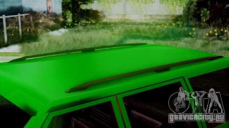 Landstalker New Edition для GTA San Andreas вид справа