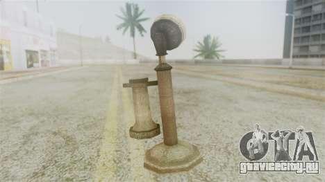 Red Dead Redemption Cell Phone для GTA San Andreas второй скриншот