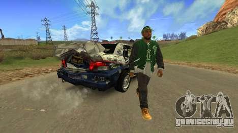 No Shadows для GTA San Andreas четвёртый скриншот