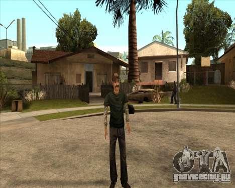 Kenny from Walking Dead для GTA San Andreas