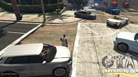 AngryPeds для GTA 5 восьмой скриншот