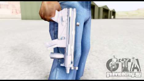 MP5-K from GTA Vice City для GTA San Andreas третий скриншот