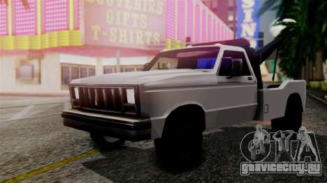 Towtruck New Edition для GTA San Andreas