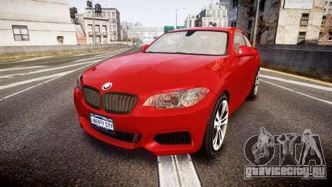 BMW M235i для GTA 4