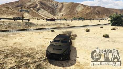 Car Companion V (Driverless car) 1.2.1 для GTA 5 третий скриншот