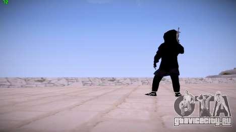 Black Guy для GTA San Andreas второй скриншот