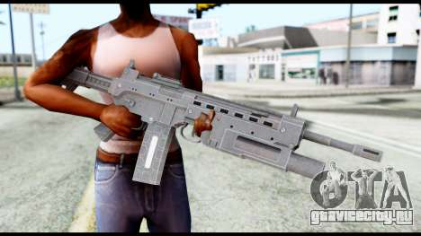 M4 from Resident Evil 6 для GTA San Andreas третий скриншот