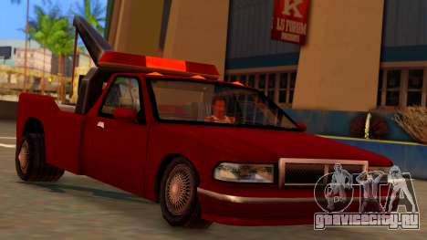 Premier Towtruck для GTA San Andreas