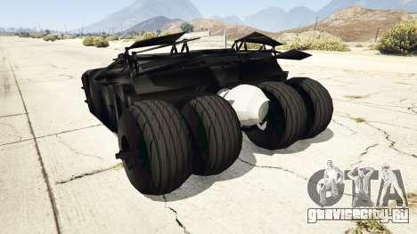 Batmobile v0.1 [alpha] для GTA 5