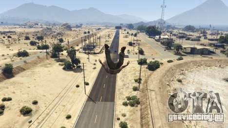 Superhero для GTA 5 третий скриншот