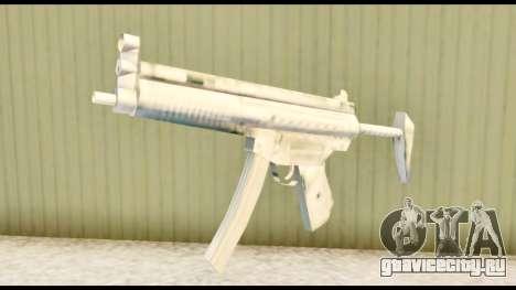MP5 с прикладом для GTA San Andreas