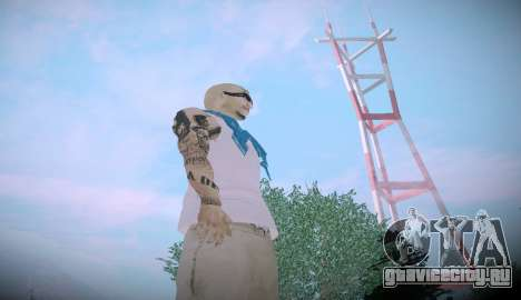 Asesinos Loco HQ Skin для GTA San Andreas второй скриншот