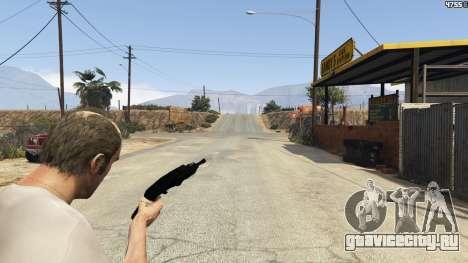SPAS 12 2.0 для GTA 5 девятый скриншот