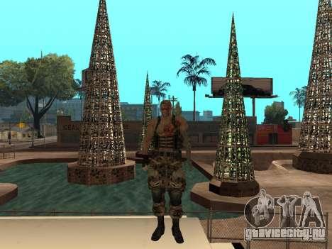 Tyrant T-1000 Krauser для GTA San Andreas третий скриншот