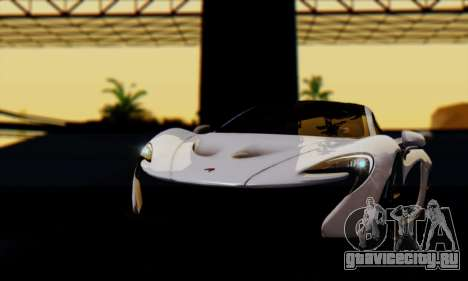 Smooth Realistic Graphics ENB 3.0 для GTA San Andreas шестой скриншот