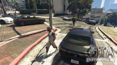 AngryPeds для GTA 5 четвертый скриншот
