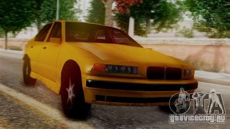 BMW M3 E36 SA Style для GTA San Andreas