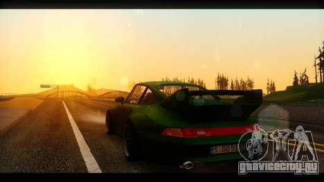 MAC_True ENB [0.248] для GTA San Andreas четвёртый скриншот