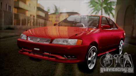 Toyota Mark II X90 для GTA San Andreas