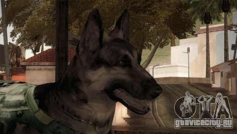 COD Ghosts - Riley Skin для GTA San Andreas