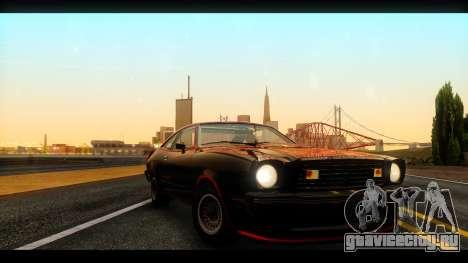 MAC_True ENB [0.248] для GTA San Andreas второй скриншот