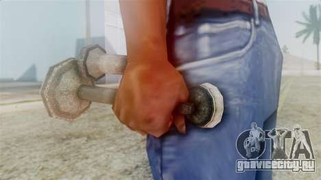 Red Dead Redemption Cell Phone для GTA San Andreas третий скриншот