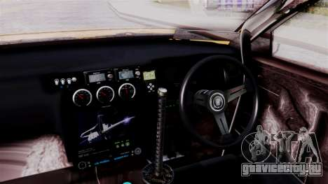 Toyota Aristo для GTA San Andreas вид справа