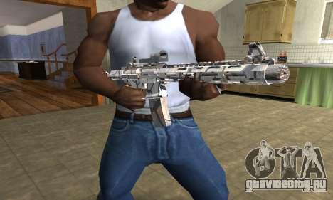 Grade M4 для GTA San Andreas третий скриншот