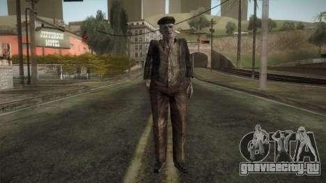 RE4 Don Diego without Hat для GTA San Andreas второй скриншот