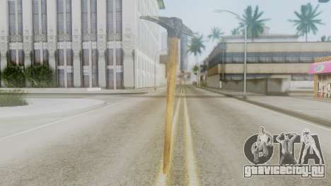 Red Dead Redemption Pick для GTA San Andreas