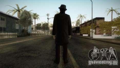 Sherlock Holmes v3 для GTA San Andreas третий скриншот