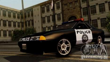 Police Elegy для GTA San Andreas