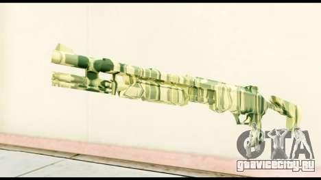 Shotgun from Crysis 2 для GTA San Andreas