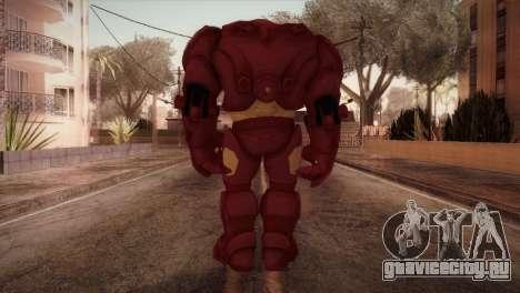 Classic Hulkbuster для GTA San Andreas третий скриншот