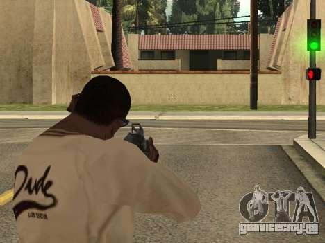 Cleo Weapon Zoom для GTA San Andreas третий скриншот
