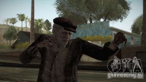 RE4 Don Diego without Hat для GTA San Andreas