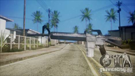 M16 для GTA San Andreas