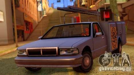 Premier Utility Van для GTA San Andreas